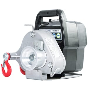 Portable Winch PCW3000-LI, Batteridrift