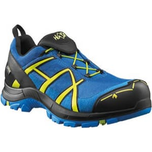 Haix Safety 40 GTX Blue/citrus