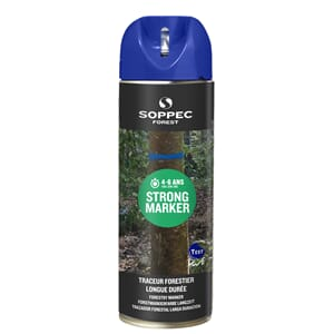 Soppec Strong merkespray 48 måneder 12pk